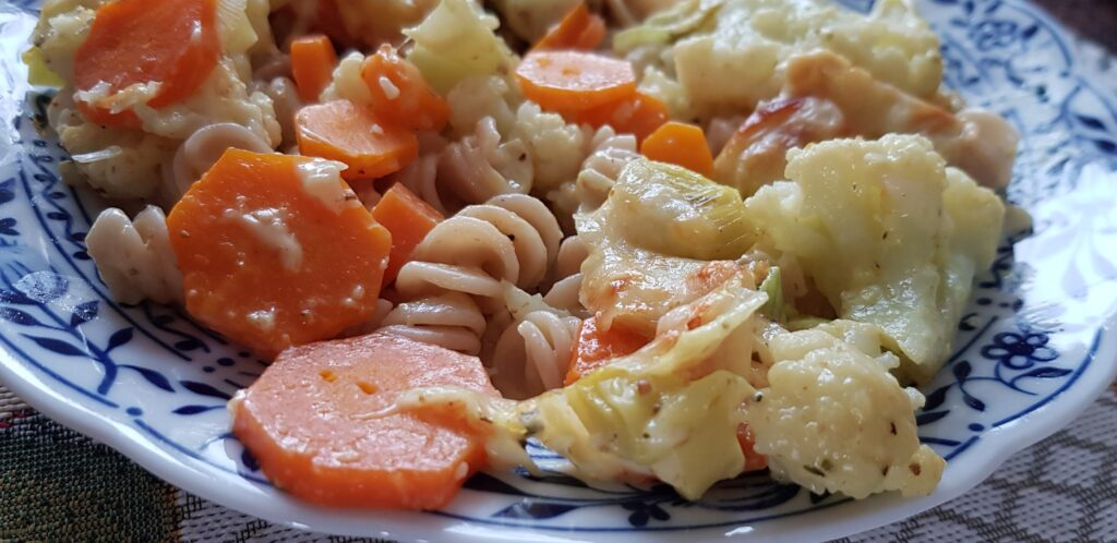 Histaminfreier Gemüseauflauf